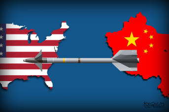 Китай и США, Иван Шилов © ИА REGNUM