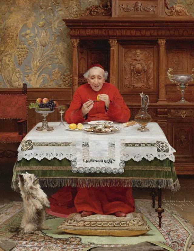 Жорж Кругер (1848-1923) Частное увлечение