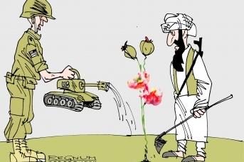 Побег. США. Афганистан. Александр Горбаруков © ИА REGNUM