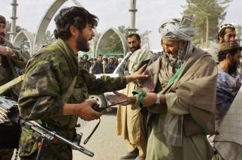 В Афганистане. Цитата из к/ф «Кандагар». Реж. Мохсен Махмальбаф. 2001. Иран – Франция