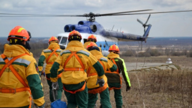 Средства для авиапатрулирования и борьбы с пожарами