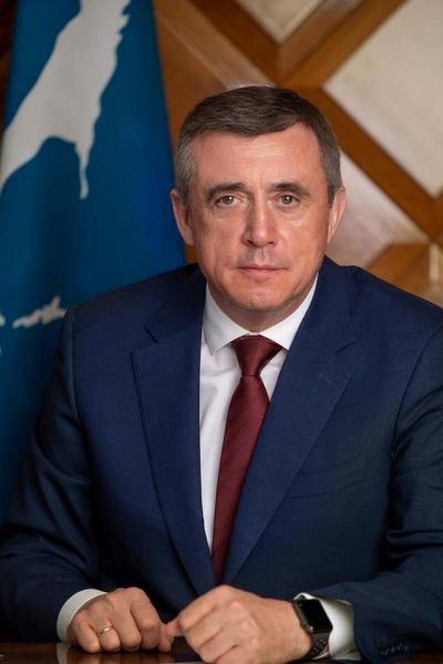 Валерий Лимаренко, губернатор Сахалинской области