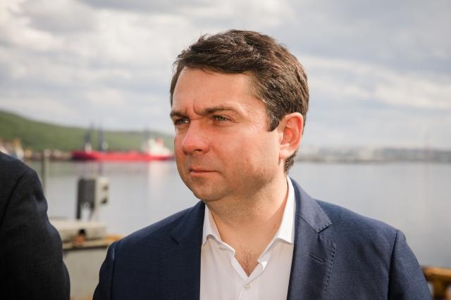 Андрей Чибис, губернатор Мурманской области
