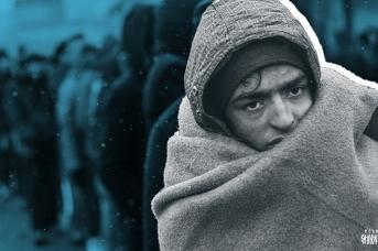 Беженцы, Иван Шилов © ИА REGNUM