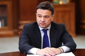 Губернатор Подмосковья Андрей Воробьев