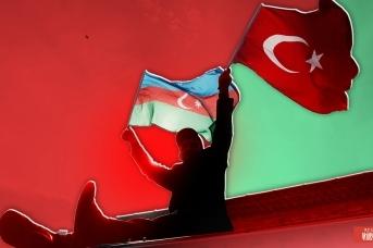 Союз Турции и Азербайджана. Иван Шилов © ИА REGNUM