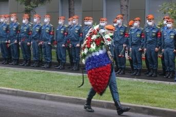 Прощание с Евгением Зиничевым. Ярослав Чингаев © ИА REGNUM