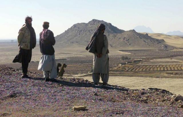 Афганистан. U.S. National Archives