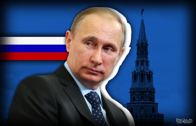 Владимир Путин. Иван Шилов © ИА REGNUM