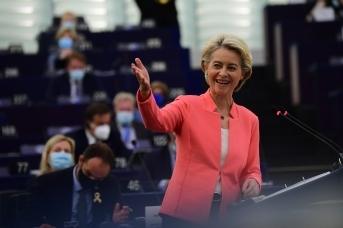 Урсула фон дер Ляйен. Europa.eu