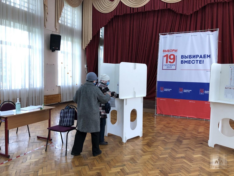 Выборы в Петербурге прошли с неимоверным количеством нарушений