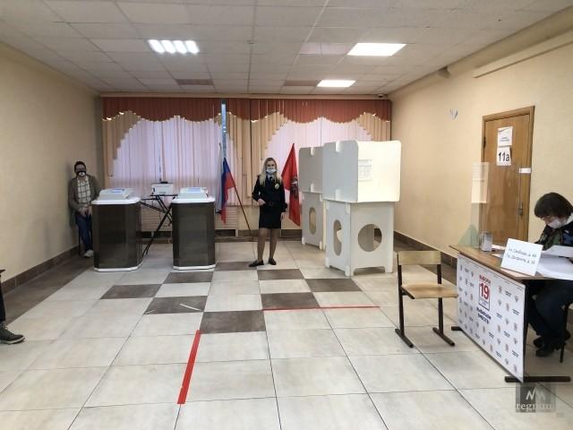 Выборы-2021. Избирательный участок 3145