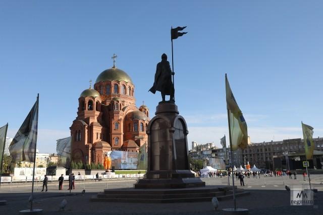 Собор святого благоверного князя Александра Невского в Волгограде