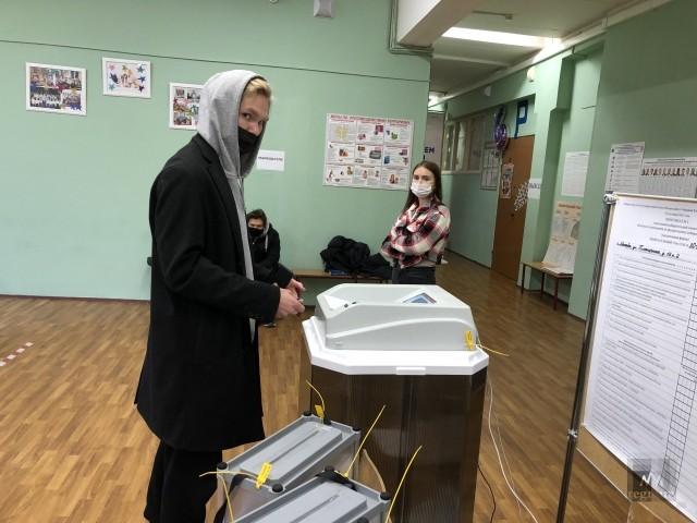 Выборы — 2021. Избирательный участок 3011
