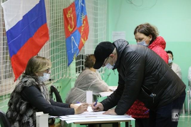 Беглов и Чечина поторопились объявить результаты выборов