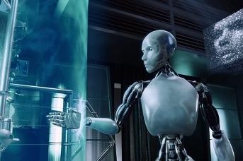 Биометрия. Цитата из к/ф «Я, робот». Реж Алекс Пройас. 2004. США