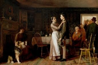 Томас Ховенден. Ломая семейные связи