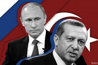 Путин и Эрдоган. Иван Шилов © ИА REGNUM
