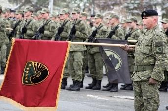 Албанцы из силовых структур Косово. SUHEJLO