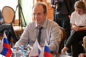 Александр Ершов (фото со страницы в Facebook)