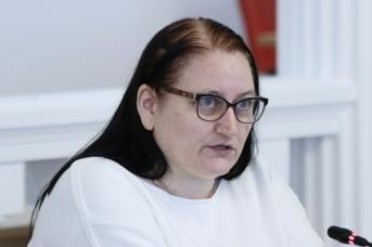 Блогер, политический аналитик Оксана Туляева