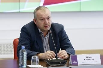 Шеф-редактор ИА REGNUM, политический аналитик Юрий Баранчик