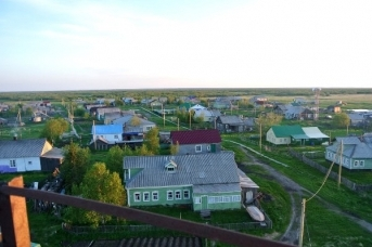 Деревня Лабожское, НАО