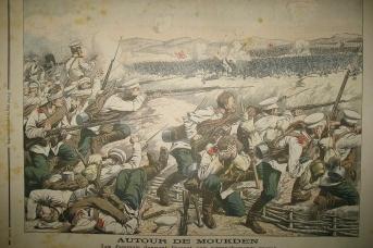 Бой под  Мукденом, 1905 год