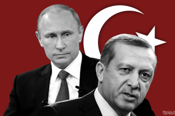 Владимир Путин и Реджеп Эрдоган. Иван Шилов © ИА REGNUM