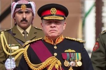 Король Иордании Абдалла II. Kingabdullah.jo