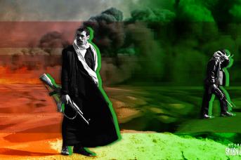 Курды. Иван Шилов © ИА REGNUM