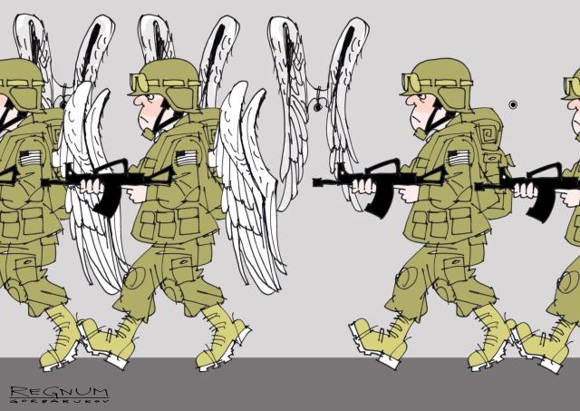 Ради мира и стабильности. Александр Горбаруков © ИА REGNUM