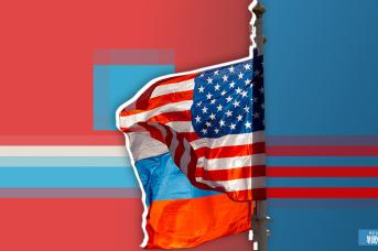 США и Россия. Иван Шилов © ИА REGNUM