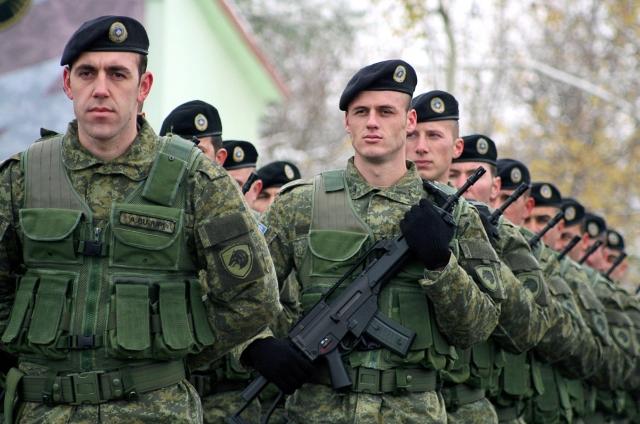 Силы безопасности Косово (согласно официальной позиции Сербии — незаконные)