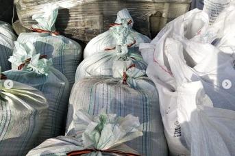 Мешки с мусором в Горно-Алтайске