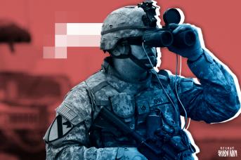 Армия США в Сирии. Иван Шилов © ИА REGNUM