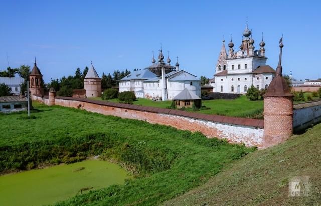 Юрьевский кремль