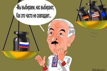 Выбор. Александр Горбаруков © ИА REGNUM