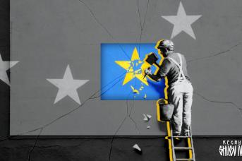 Развал Евросоюза. Иван Шилов © ИА REGNUM