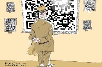 Галерея QR-кодов