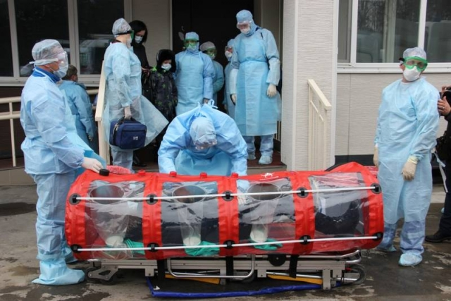 Россия даёт отпор коронавирусу – все новости - ИА REGNUM